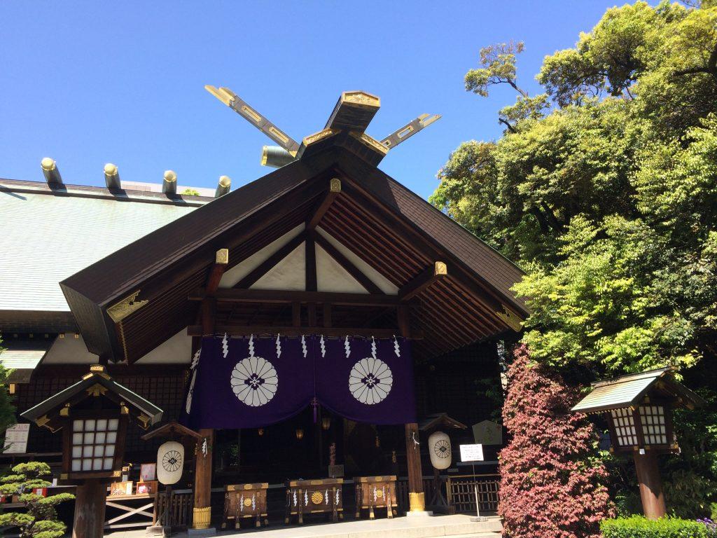 恋愛の最強パワースポット東京大神宮へ参拝│アラサー婚活日記